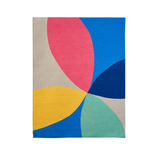 Image of The Knot Collective | Dan Mather Flat Rug Wool