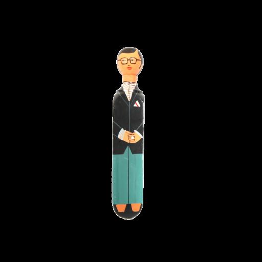 Image of Wedgie | Door Stopper (Jimmy) Wood