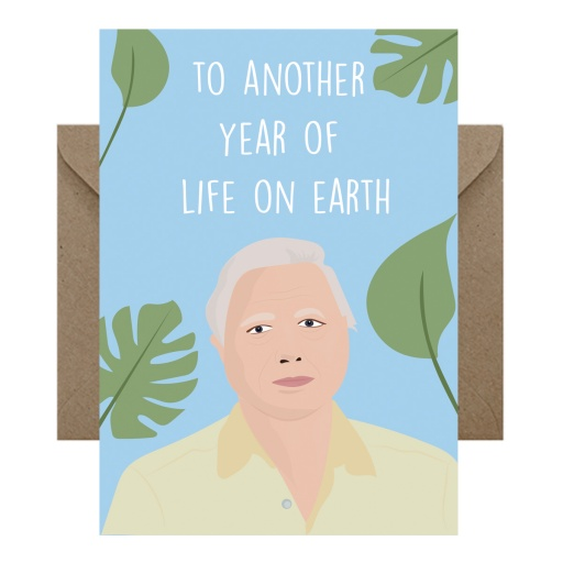 Image of Rumble Cards | David Attenborough Card Life On Earth
