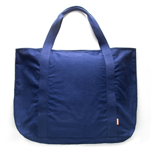 Image of Nommy | Ultimate Big Beach Bag Navy - Canvas
