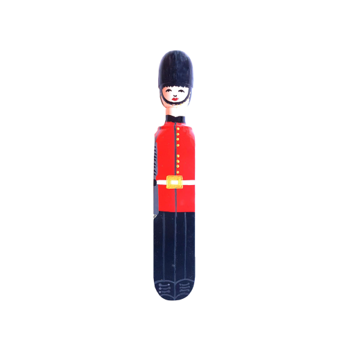 Image of Wedgie | Door Stopper (Sgt Wilfred) Wood