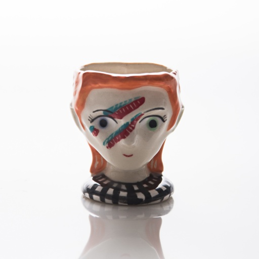 Image of Katch Skinner | Major Dave Egg Cup Earthenware