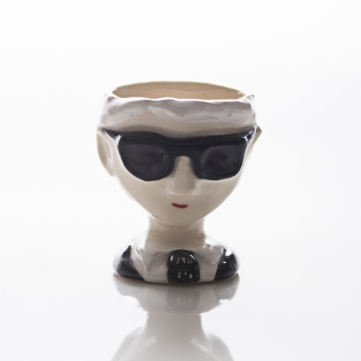 Image of Katch Skinner | Carl Egg Cup Earthenware