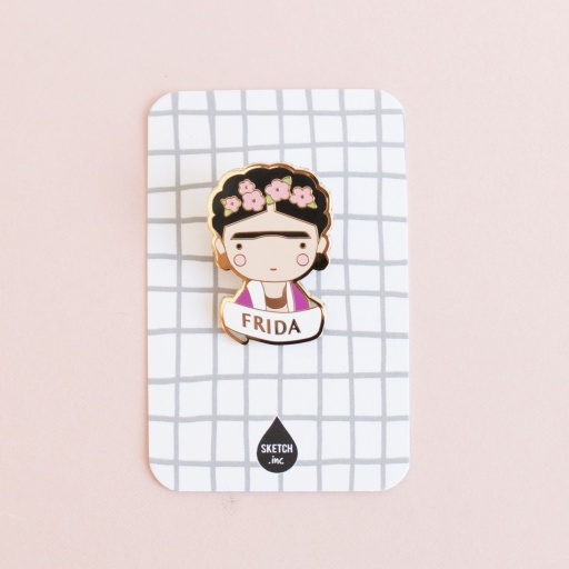 Image of Sketch Inc. | Brooch - Frida
