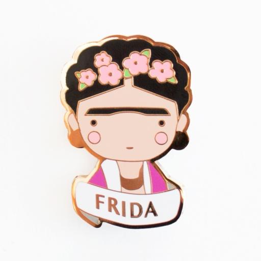 Image of Sketch Inc. | Brooch - Frida