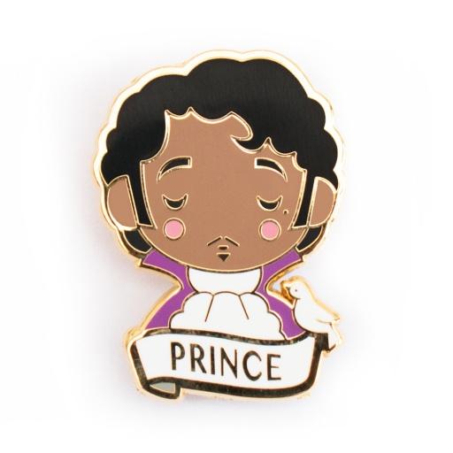 Image of Sketch Inc. | Brooch - Prince