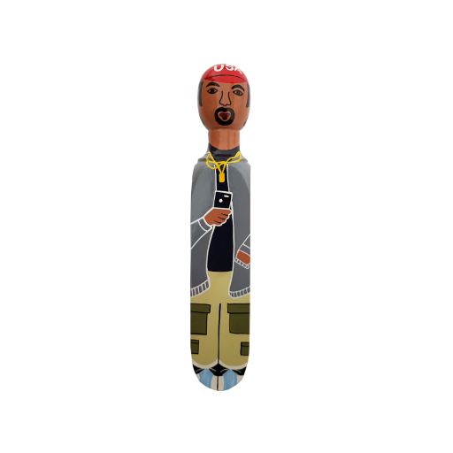 Image of Wedgie | Door Stopper (Weezy) Wood