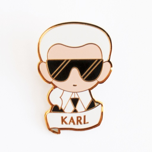 Image of Sketch Inc. | Brooch - Karl
