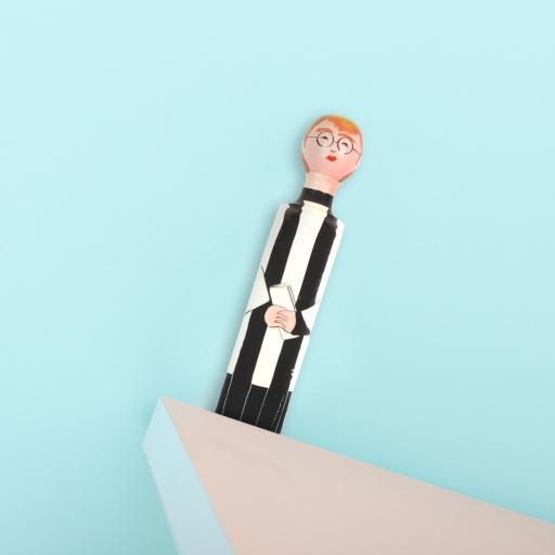 Image of Wedgie | Door Stopper (John) Wood
