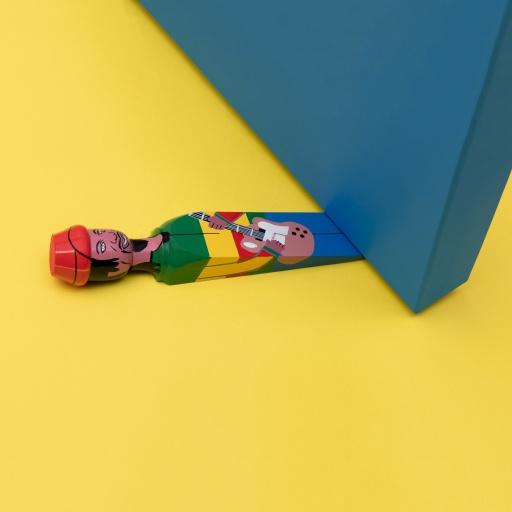 Image of Wedgie | Door Stopper (Marley) Wood