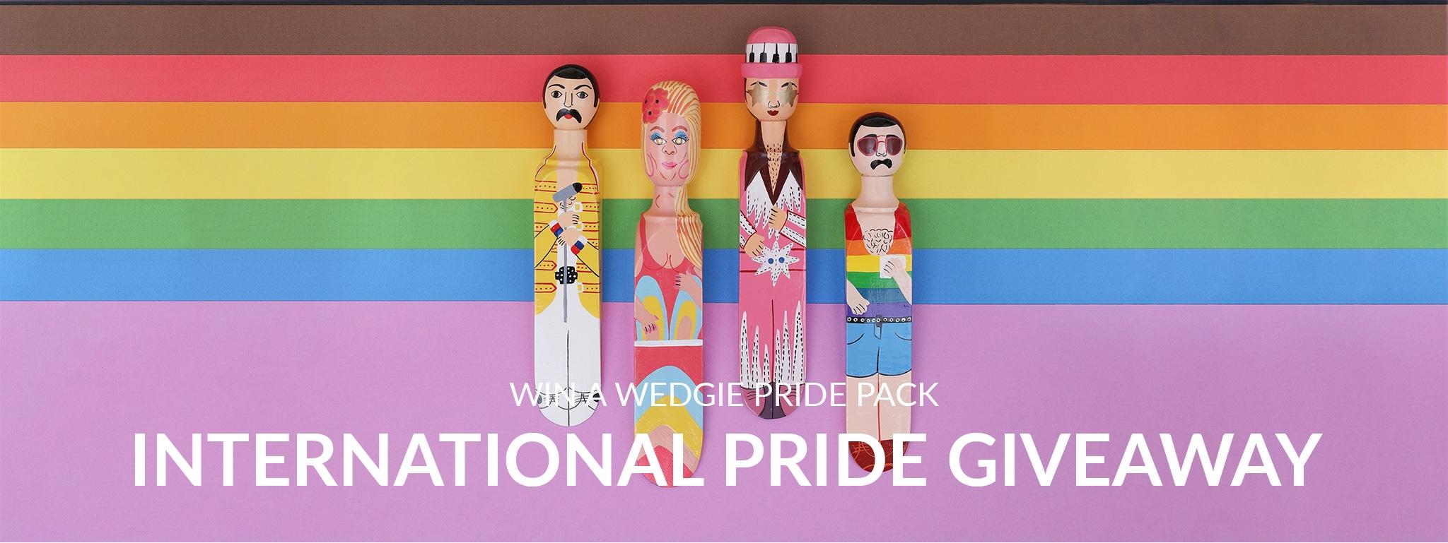 International Pride Giveaway